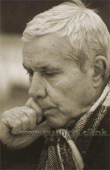 На фото: Михаил Васильев (1920—2003)