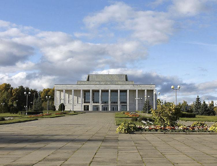 Научно-культурный центр в Пушкинских Горах