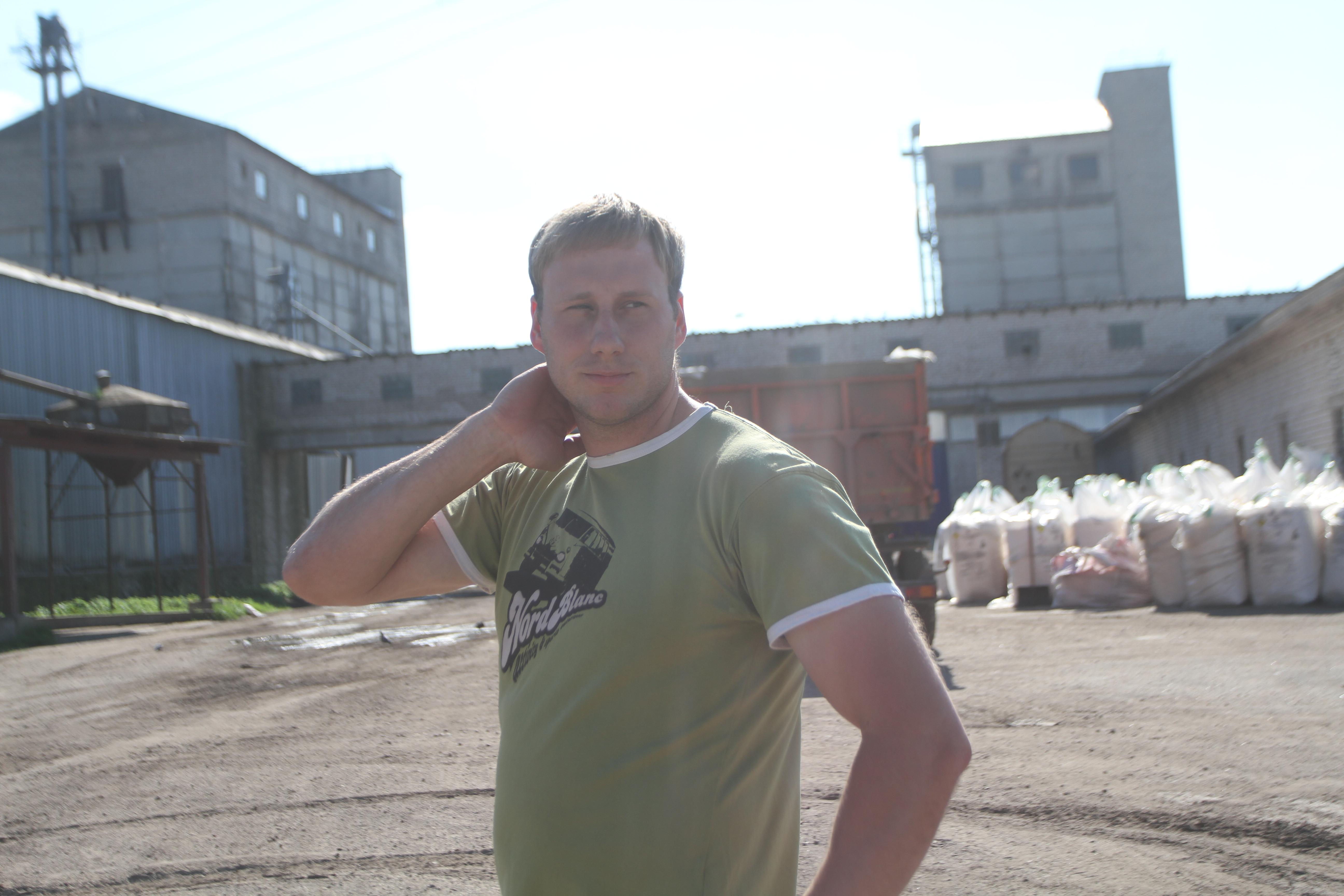 Андрей Туманов. Фото Дарьи Никишиной