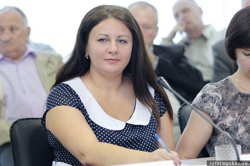 Елена Полонская в последнее время активно участвует в мероприятиях, организуемых представителями власти