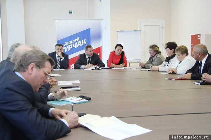 Фото пресс-центра Общественного штаба
