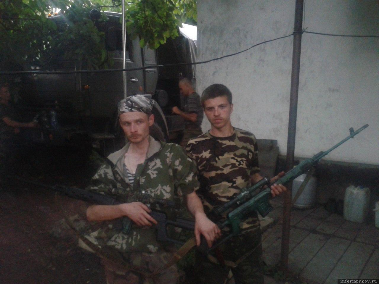 Фото из социальной сети ВКонтакте