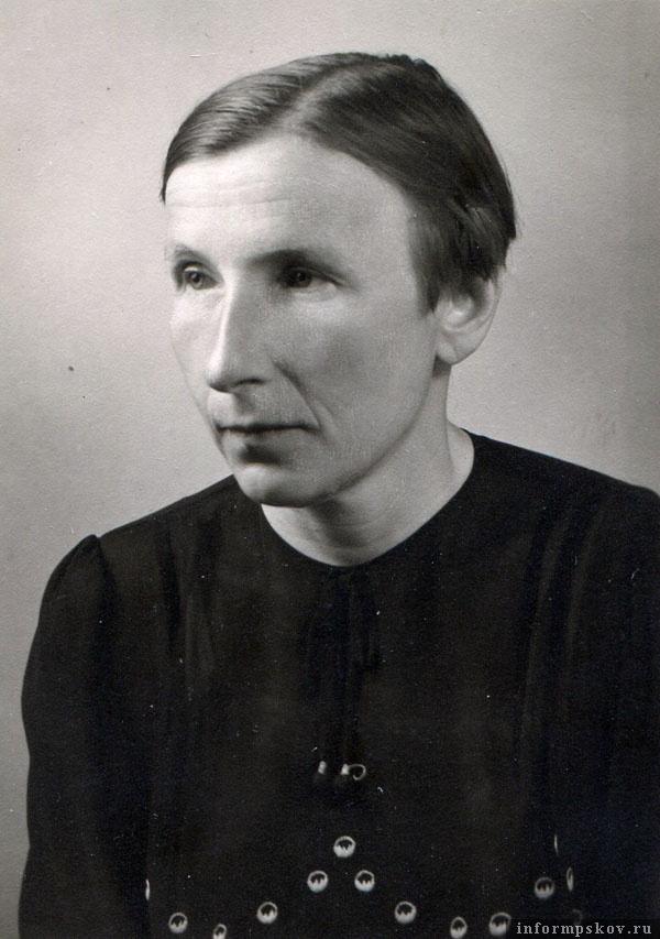 Июль 1944 года. Германия. Остарбайтер Тарасова А.Т.