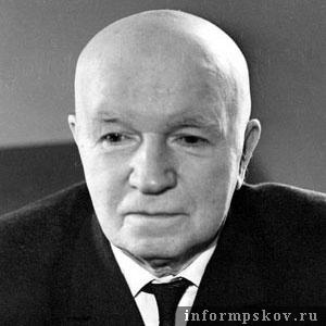 На фото: Иван Матвеевич Виноградов