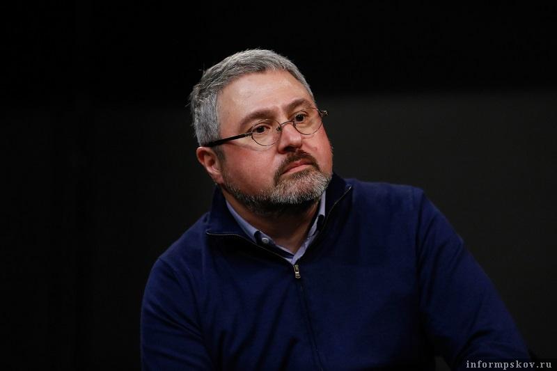 Дмитрий Месхиев исключен из Союза кинематографистов России