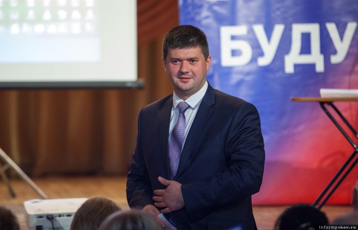Игорь Иванов на праймериз ЕР