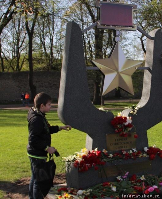 Фото с официального сайта города Пскова