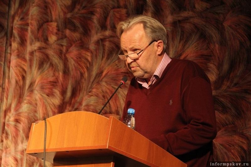 Сергей Данилов. Фото с сайта pskovgorod.ru