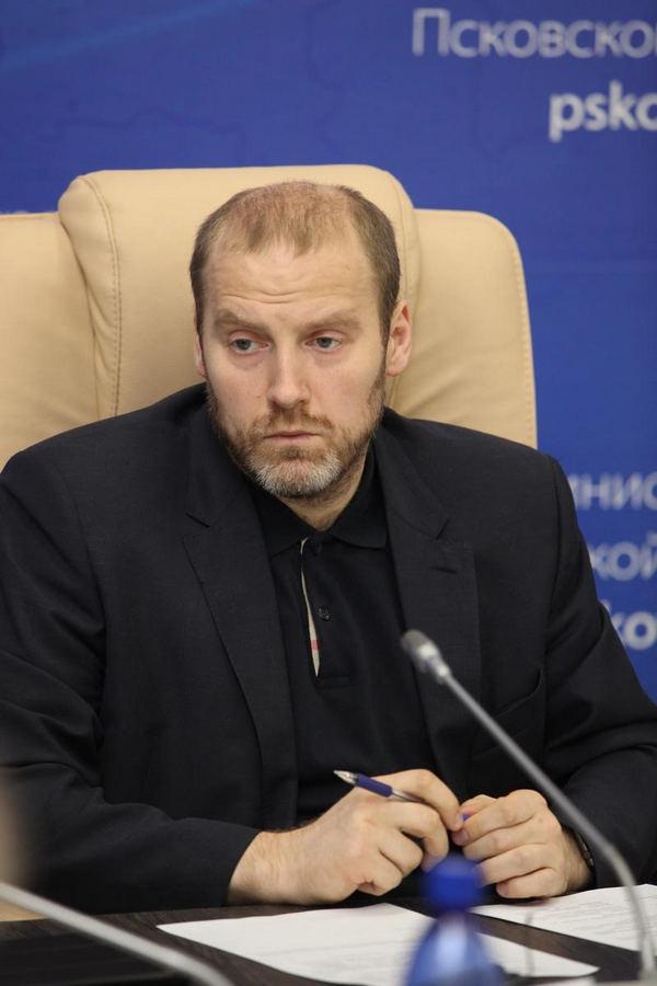 Максим Жаворонков