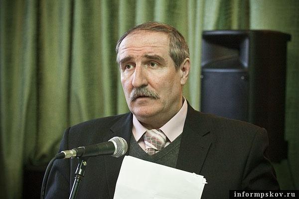 «Положение о порядке бесплатного предоставления земельных участков» в Гдовском районе принималось в бытность главой Николая Миронова