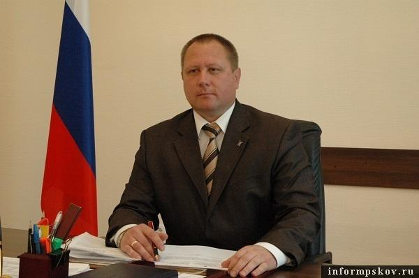 Прокурор Гдовского района Андрей Калинин