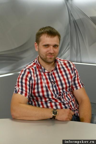 На фото: Константин Вилков