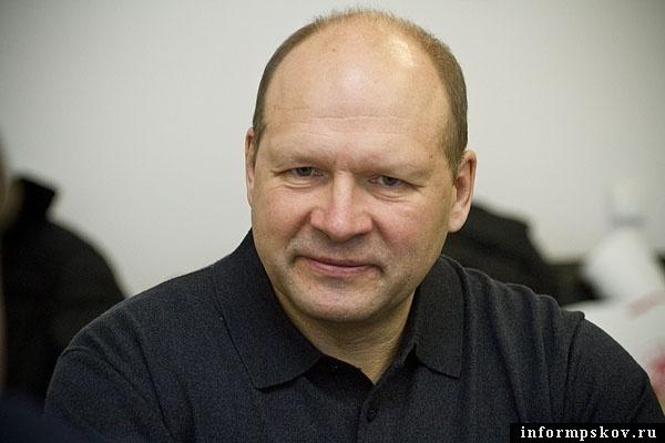 На фото: Владислав Туманов