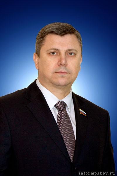 На фото: Игорь Сиротин