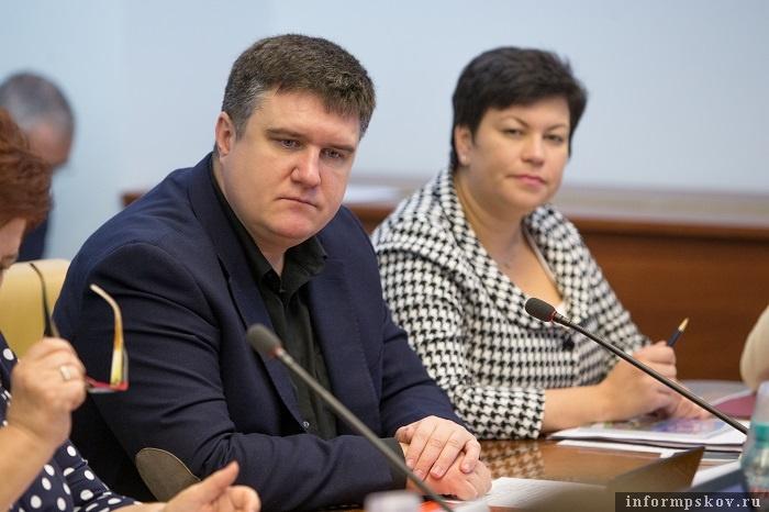 Александр Борисов. Фото пресс-службы Совета Федерации РФ