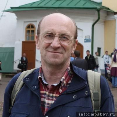На фото: Юрий Алексеев