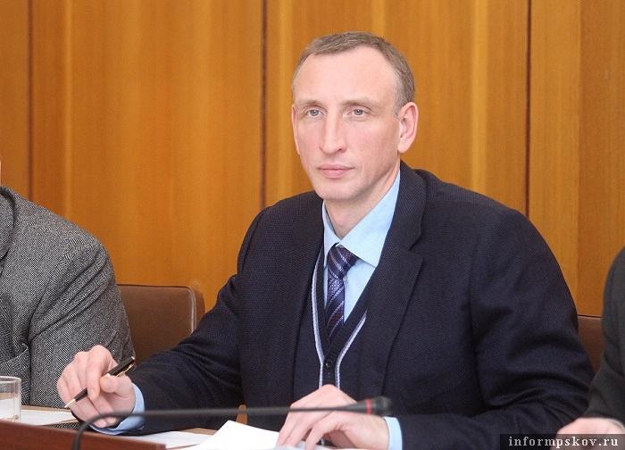 Александр Козловский. Фото пресс-службы Псковского областного Собрания