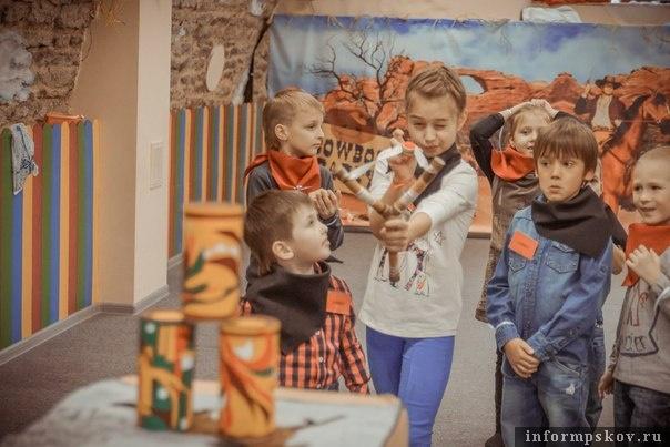 Фото из группы творческой мастерской «Детский дворик» в соцсети «ВКонтакте»