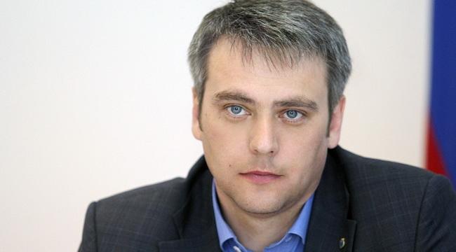 На фото: Виктор Остренко