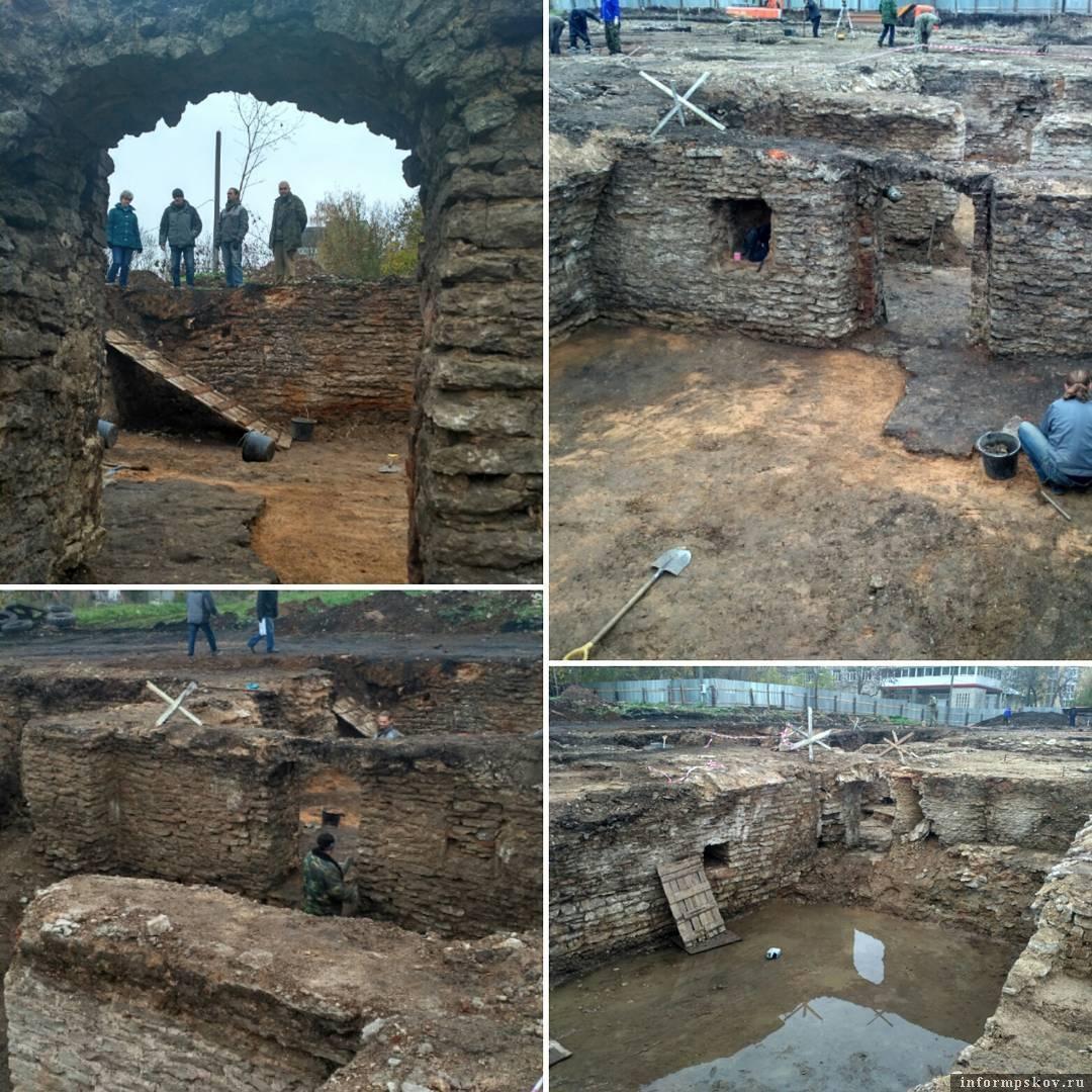 """Фото из группы Археологического центра """"ВКонтакте"""""""