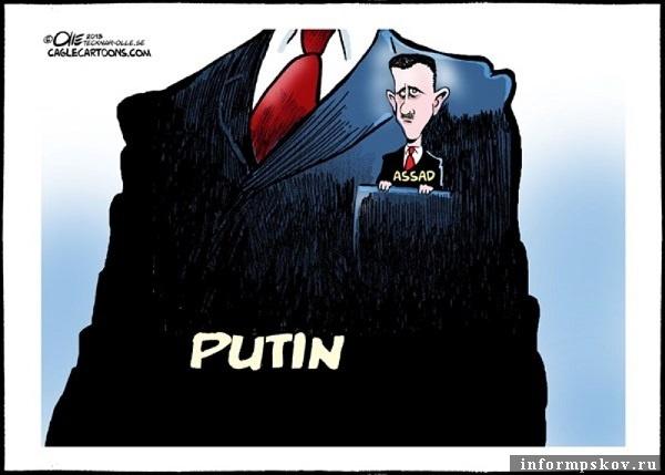 Россию пытаются назначить государством-изгоем