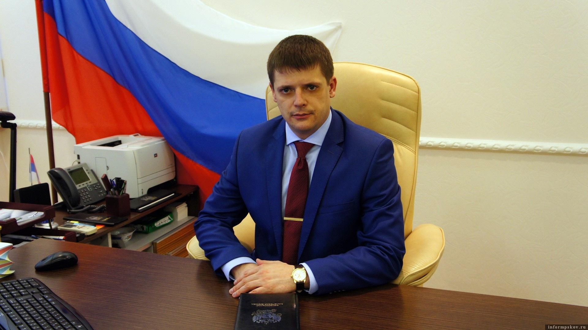 На фото: Сергей Токарев