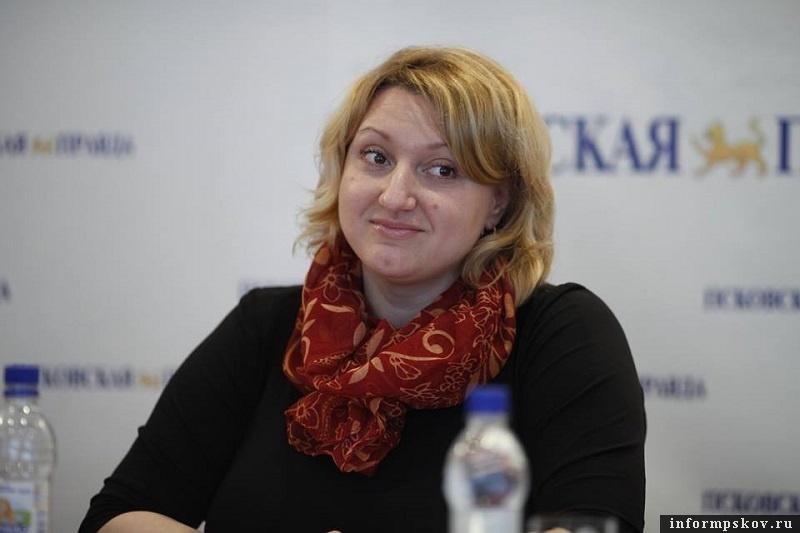 На фото: Владислава Вишневская