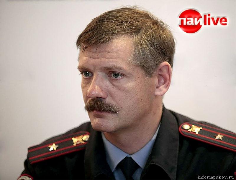 На фото: Владимир Папорт