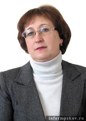 На фото: Людмила Тимошенкова