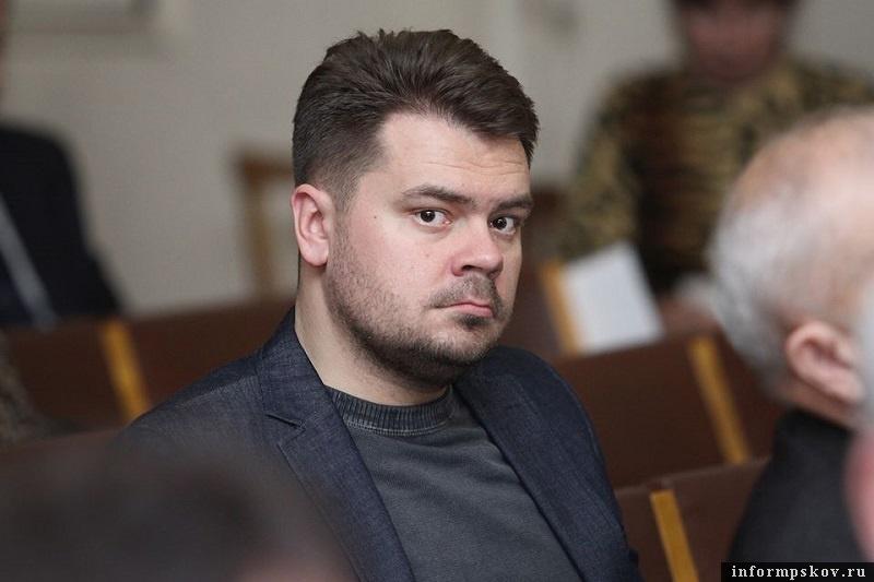 На фото: Константин Калиниченко