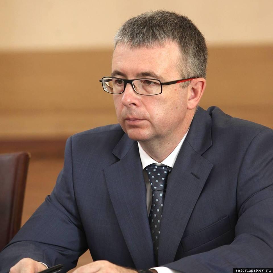 На фото: Алексей Устинов