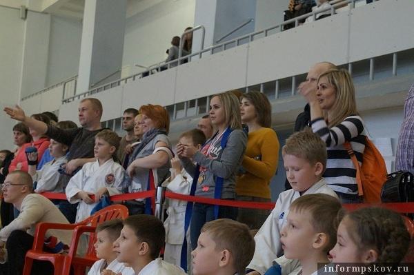 Фото предоставлено Федерацией карате города Пскова