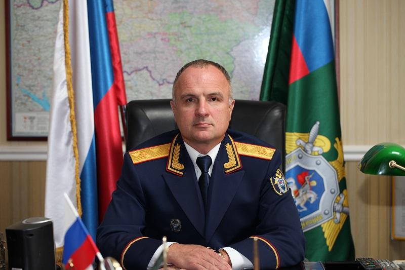 На фото: Олег Тушмалов