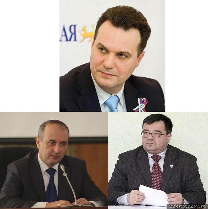 На фото: (сверху) Николай Цветков, (второй ряд слева направо) Иван Патлач и Сергей Ковальчук