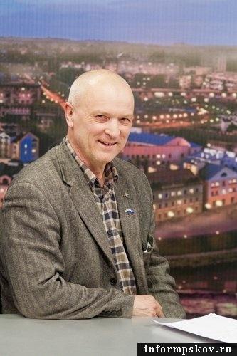 На фото: Сергей Калинин