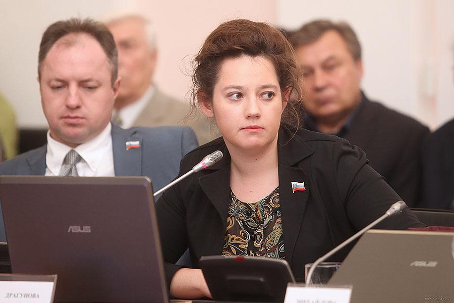 Лидия Драгунова