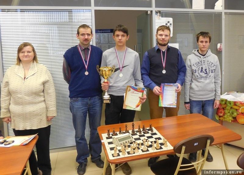 Фото с pskovchess.ru