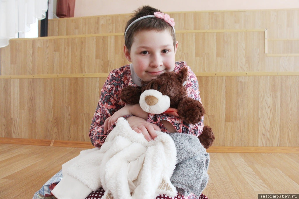 Фото предоставлено ПРО Российского Детского фонда