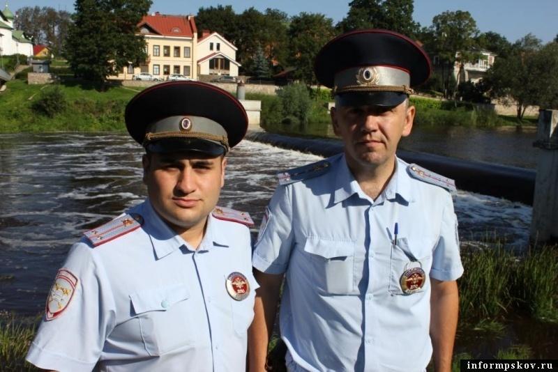 На фото: Артур Ляш и Равиль Мехтиев