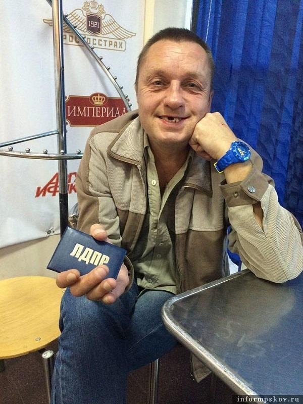 Сергей Макарченко опубликовал в соцсети фото Юрия Шокурова и уничижительный комментарий к нему