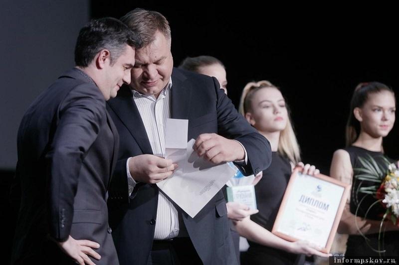 Джамиль Хиндристанский и Андрей Филатов