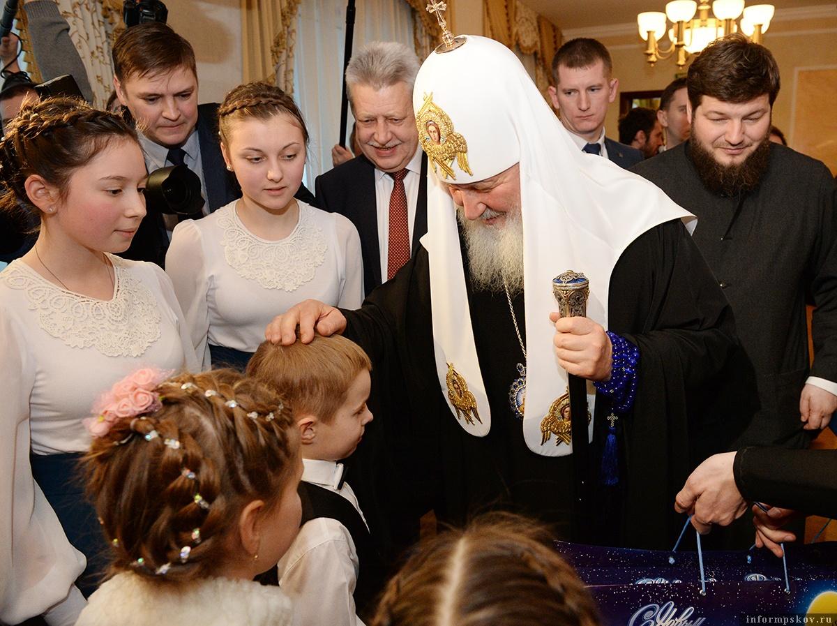 Фото с patriarchia.ru