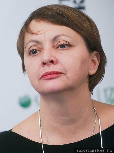На фото: Алёна Карась