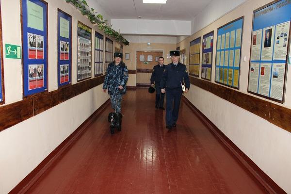 Фото пресс-службы Псковского филиала Академии ФСИН России