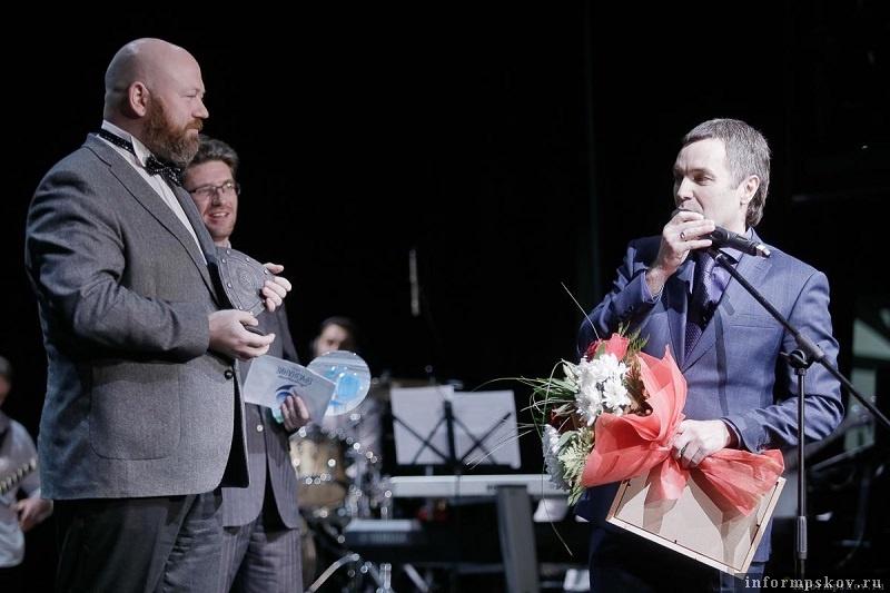 Максим Андреев и Олег Мыслевич