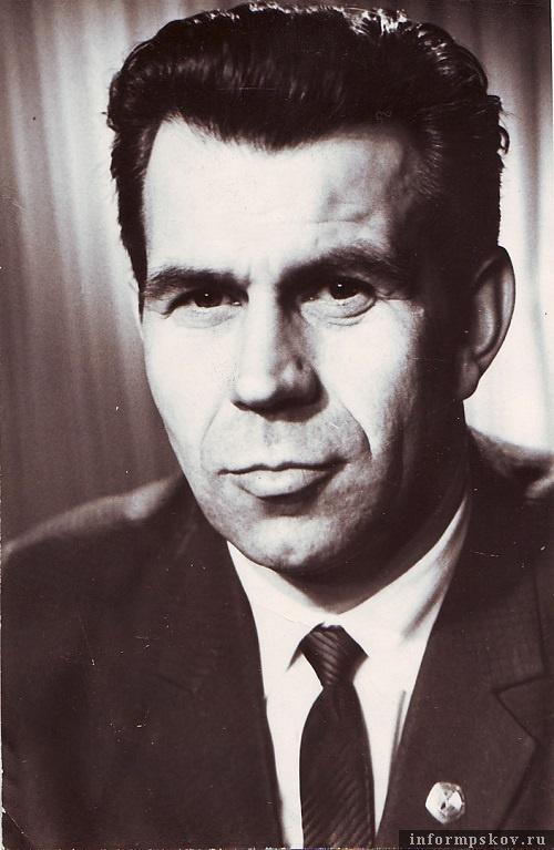 Дмитрий Иванович Беляев