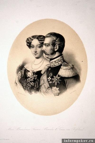 Александр II и Мария Александровна. Фото wikipedia.org