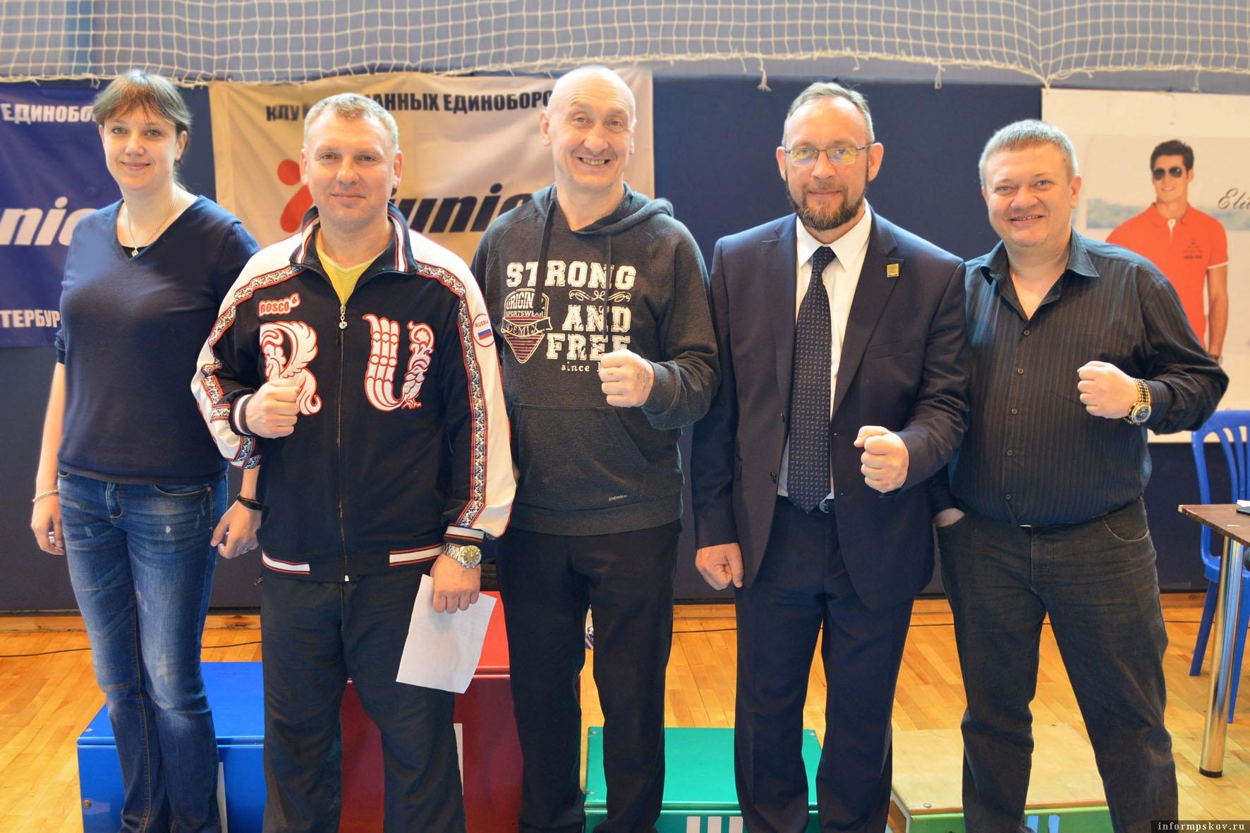 Фото Псковской региональной федерации кобудо