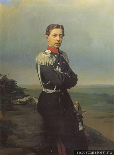 Портрет Николая, сына Александра II и Марии Александровны. Фото wikipedia.org