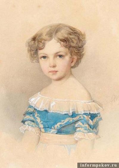 Портрет Александры, дочери Александра II и Марии Александровны. Фото wikipedia.org